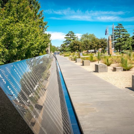 Ballarat Ex Prisoner of War Memorial
