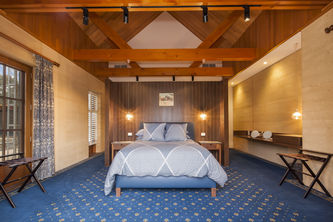 Wisteria Bedroom  Luxury Accommodation in Ballarat