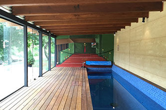 Lap Pool - Ballarat Primavera - Luxury Accommodation