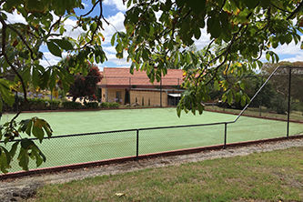 Tennis Court - Ballarat Primavera