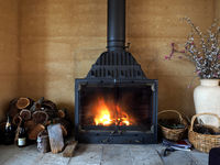Beaufitul Wood Fire at Ballarat Primavera