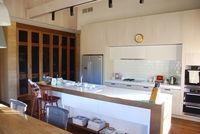 Kitchen Preperation Area At Ballarat Primavera