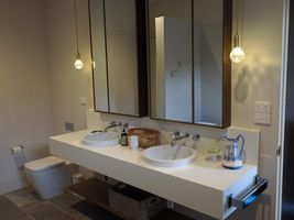 Jasmine Room Bathroom Ballarat Luxury Accommodation