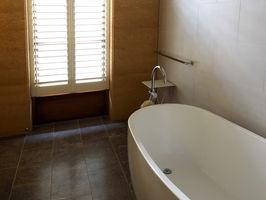 Jasmine Room Bathroom Ballarat Luxury Accommodation