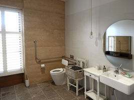 Sequoia Bathroom - Disabled Bathroom and Shower - Ballarat Primavera